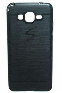 Capas para Celular Linha Samsung Silicone Preta