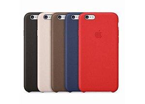 Capas para Celular Linha Apple Iphone Couro Sintético 1ª Linha Qualidade Original Cores Sortidas
