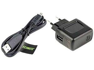 Carregador para Celular 1ª Linha Motorola Qualidade Original