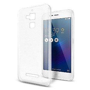 Capas para Celular Asus ZenFone 3 Max ZC520TL Tela de 5.2 Tpu Silicone Transparente ou Fumê