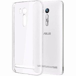 Capas para Celular Asus ZenFone Go Live TV ZB551KL Tela de 5.5 Tpu Silicone Transparente ou Fumê