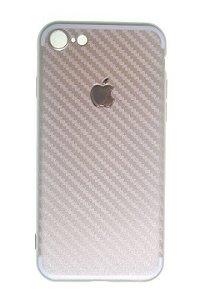 Capas para Celular IPhone 6-6s Silicone Dourada