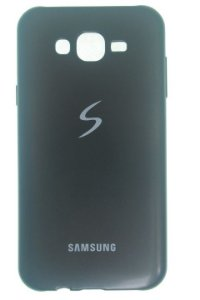 Capas para Celular Samsung Galaxy J7 SM-J700 Silicone Preta
