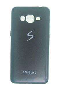 Capas para Celular Samsung Galaxy J2 Prime Silicone Preta