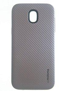 Capas para Celular J5 Pro Anti Impacto Motoma na cor Prata