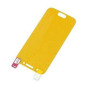 Película de Gel Silicone Nano Shield para Celular Linha IPhone