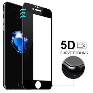 Película de Vidro Temperado 5D para Linha APPLE iPhone