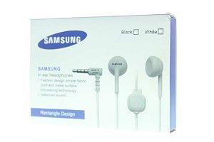 Fone de Ouvido 1ª Linha Samsung Designe Requintado