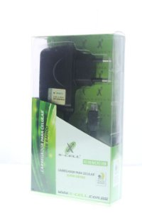 Carregador X-Cell V8-Micro USB no Blister