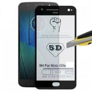 Película para Celular IPHONE 3D-4D-5D-6D Vidro Borda Preta