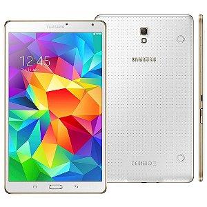 Película Protetora de Tela Feita em Vidro Temperado para Celular Samsung Galaxy Tab S SM-T700 - 8.4 Pol.
