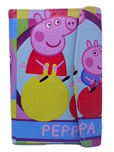 Capa para Tablet 7 Pol. Universal Estampas Peppa Pig