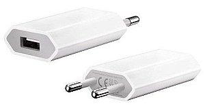 Carregador Fonte Tomada USB 5W para iPhone 3-4-4s-5-5c-5s-6-6plus Ipad 1ª Linha na Caixinha
