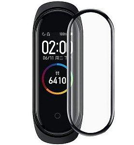Película Nano Gel Borda Preta Smartwatch Relógio XIAOMI