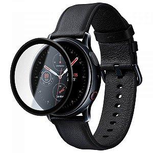 Película Nano Gel Borda Preta Smartwatch Relógio SAMSUNG