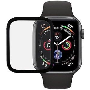 Película Nano Gel Borda Preta Smartwatch Relógio APPLE