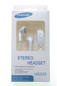Fone de Ouvido para Celular Marca Samsung HS330 Entrada P2 Cores Variadas