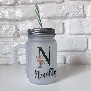 Mason Jar - Personalizada