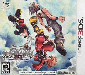 Jogo 3DS Usado Kingdom Hearts 3D: Dream Drop Distance