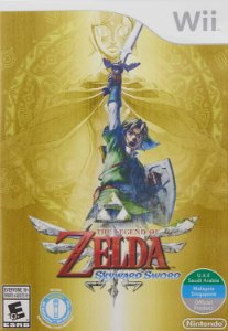 Jogo Wii Usado The Legend of Zelda: Skyward Sword