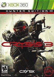 Jogo XBOX 360 Usado Crysis 3