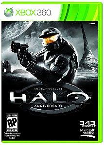 Jogo XBOX 360 Usado Halo: Combat Evolved Anniversary