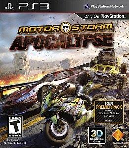 Jogo PS3 Usado Motorstorm: Apocalypse