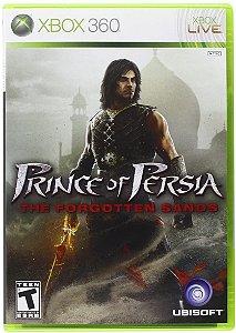 Jogo XBOX 360 Usado Prince of Persia: The Forgotten Sands