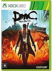 Jogo XBOX 360 Usado DMC Devil May Cry