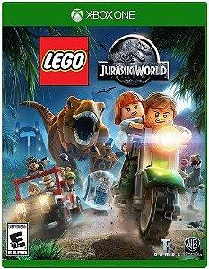 Jogo XBOX ONE Novo Lego Jurassic World