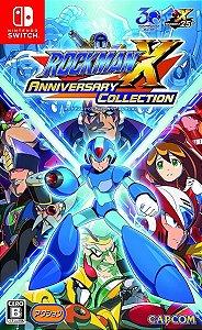 Jogo Switch Usado Rockman X Anniversary Collection (JP)