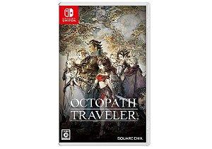 Jogo Switch Usado Octopath Traveler (JP)