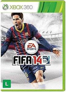 Jogo XBOX 360 Usado FIFA 14