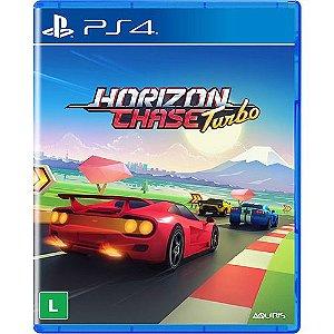 Jogo PS4 Usado Horizon Chase Turbo