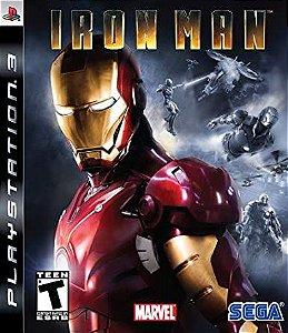 Jogo PS3 Usado Iron Man