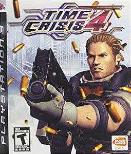 Jogo PS3 Usado Time Crisis 4