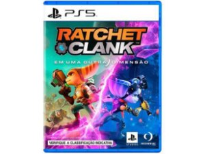 Jogo PS5 Novo Ratchet & Clank Rift Apart