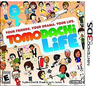 Jogo 3DS Usado Tomodachi Life