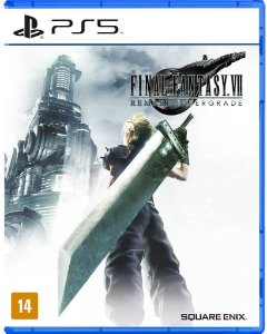 Jogo PS5 Novo Final Fantasy VII Remake Intergrade