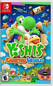 Jogo Switch Usado Yoshi's Crafted World