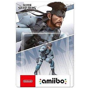 Amiibo Novo Snake Super Smash Bros