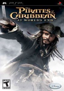 Jogo PSP Usado Piratas do Caribe No Fim do Mundo (EU)