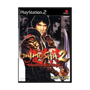 Jogo PS2 Usado Onimusha 2 (Black Label)