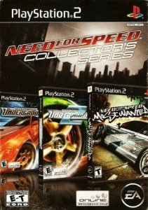Jogo PS2 Usado Need For Speed Collector's Series