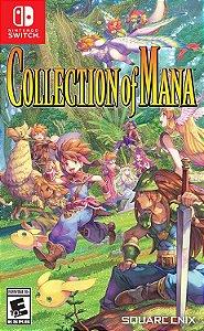 Jogo Switch Usado Collection of Mana