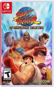 Jogo Switch Usado Street Fighter 30th Anniversary Collection