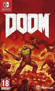 Jogo Switch Usado Doom