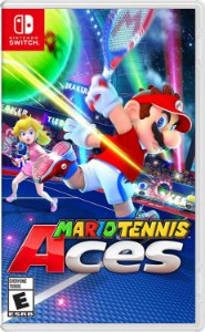 Jogo Switch Novo Mario Tennis Aces