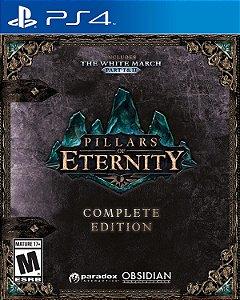 Jogo PS4 Usado Pillars of Eternity (Complete Edition)