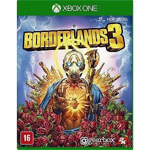 Jogo XBOX ONE Usado Borderlands 3